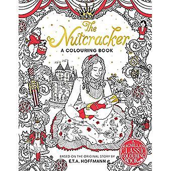 The Nutcracker Colouring Book by Macmillan Children's Books - 9781509