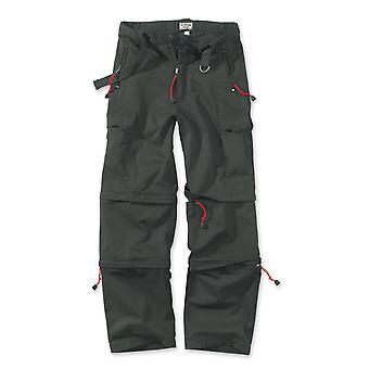 Carga excedente de los hombres pantalones pantalones trekkings