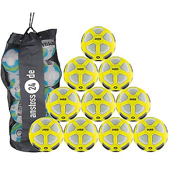 10 x James Hall ball indoor Classico 3.0 includes ball sack