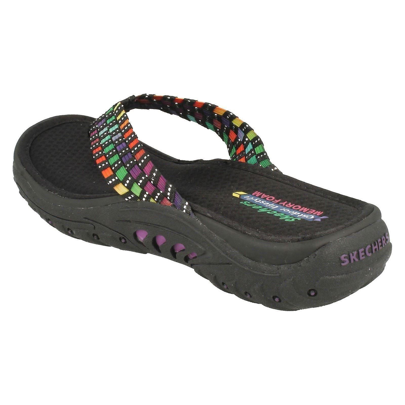 Womens Skechers Sandal Reggae Stir It Up