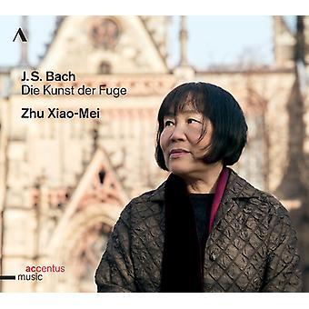 Bach/Xiao Mei - import USA Sztuki fugi [CD]