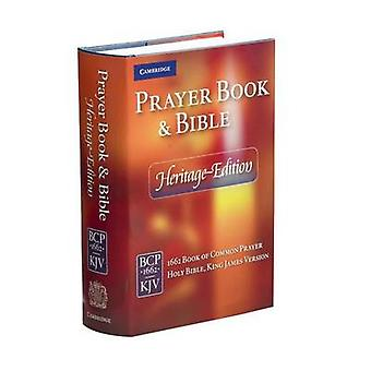 Heritage Edition Prayer Book and Bible CPKJ421 - 9781107032682 Book
