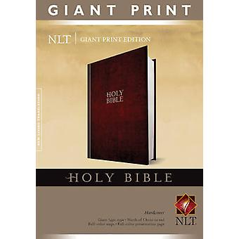 Giant Print Bible-NLT (large type edition) by Tyndale Publishers - 97