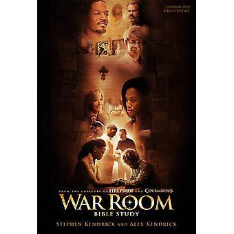 War Room Bible Study - Leader Kit by Stephen Kendrick - Alex Kendrick