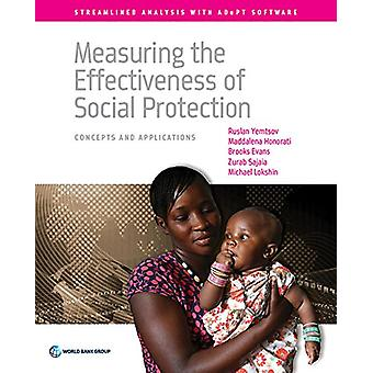 Measuring the Effectiveness of Social Protection - Concepts and Applic