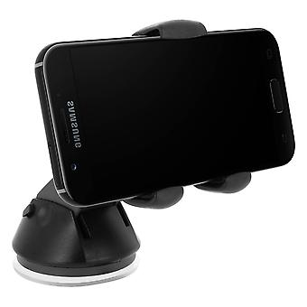 Car Smartphone Holder Auto Suction Cup Dashboard Windshield HR-imotion