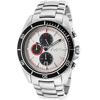 Michael Kors (caja abierta) Lansing cronógrafo reloj MK8339