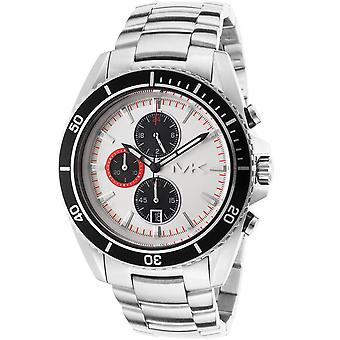 Michael Kors (Open Box) Lansing Chronograph Mens Watch MK8339