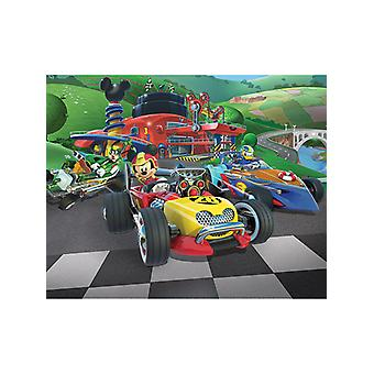 Walltastic Mickey Mouse Wall Mural 2.44m x 3.05m