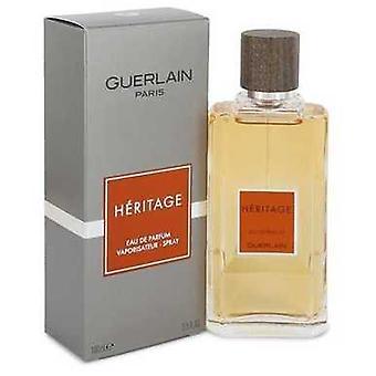 Heritage By Guerlain Eau De Parfum Spray 3.3 Oz (hommes) V728-462889