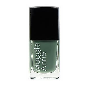Maggie Anne Toxin Free Gel Effect Nail Polish - Olive 11ml