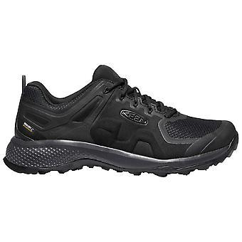 Keen svarta mens utforska WP Walking sko