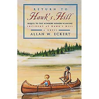 Retour à Hawk-apos;s Hill