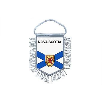 Flag Mini Flag Country Car Decoration States Region Canada Nova Scotia