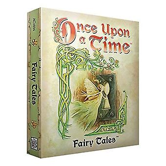 Once Upon A Time Fairy Tales Card Game