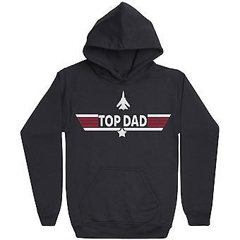 Top Dad-Miesten huppari