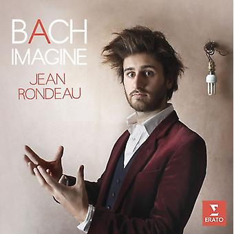 Bach, J.S. / Rondeau - Imagine [CD] USA import