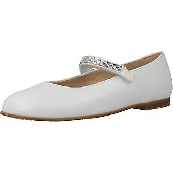 Pablosky Shoes Girl Ceremony 332603 White Color