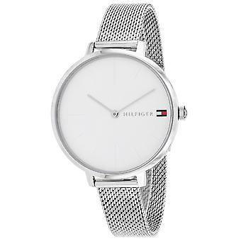 Tommy Hilfiger Women's Classic Silver Dial Watch - 1782163