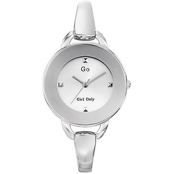 Watch Go Girl Only 694560 - steel round silver woman