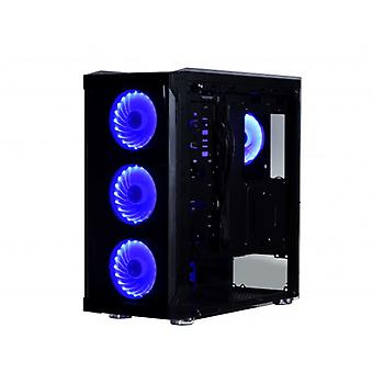 PC behuizing X2 BLAZE III midi tower