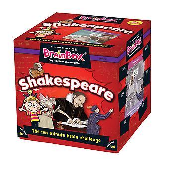 BrainBox - Shakespeare (72 Cards) Game