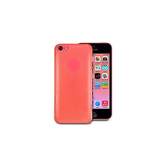 Puro Crystal Rose Shell For Apple Iphone 5c