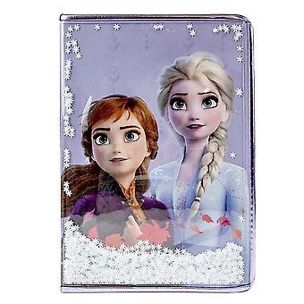 Frozen 2 / Frost 2, Notebook A5 - Snow