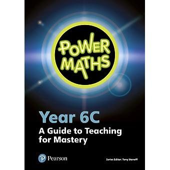 Power Maths Year 6 Teacher Guide 6C