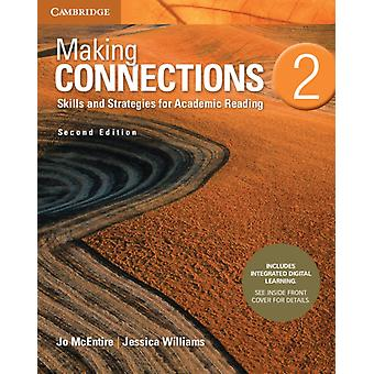 Making Connections Level 2 Students Book with Integrated Digital Learning by McEntire & JoWilliams & Jessica