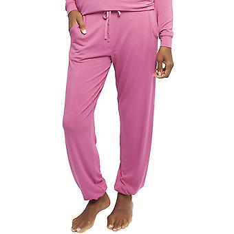 Cyberjammies 4365 vrouwen ' s Amber roze modal gebreide pyjama broek