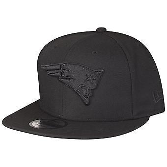 New era 9Fifty Snapback Cap - New England Patriots black