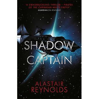 Shadow Captain door Alastair Reynolds