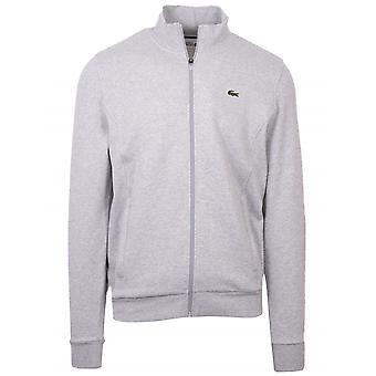 Lacoste Sport Lacoste Sport Grey Zip Top