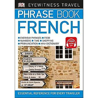 Eyewitness Travel Phrase Book French by DK - 9781465462671 Book