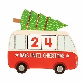 Sass & Belle Christmas Camper Countdown