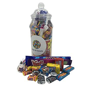 Classic Sweets Collection in a Jar
