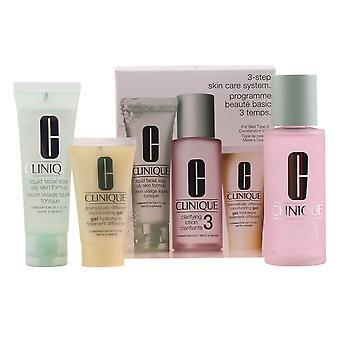 Clinique 3 trin Intro Skin type III for kvinder