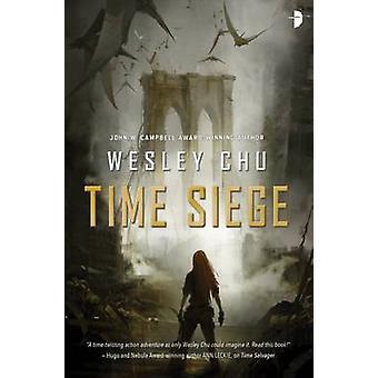 وقت حصار ويسلي تشو-كتاب 9780857666321