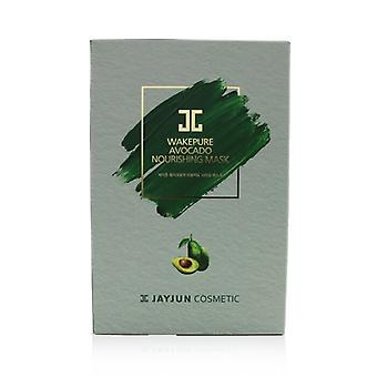 Jayjun Wakepure Avocado Nourishing Mask - 10sheets