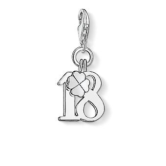 Thomas Sabo 18th Birthday Charm