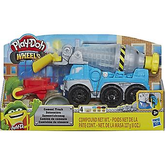Camion de ciment Play-Doh Wheels