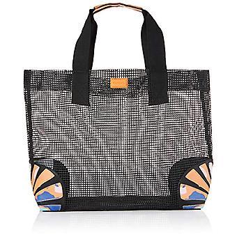 Desigual Bag tote kvinnors svarta enkelstorlek