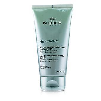 Aquabella Mikro-kuorinta puhdistava geeli - Sekaiholle - 150ml / 5oz