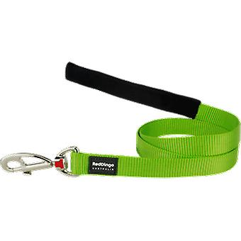 Red Dingo Classic Smooth Smooth Lime Leash (Dogs , Collars, Leads and Harnesses , Leads)