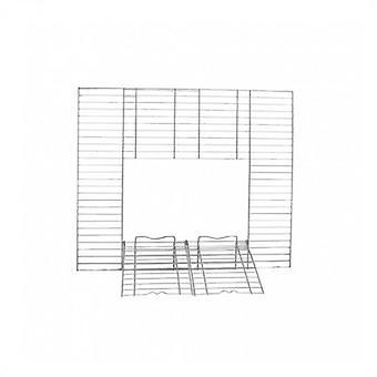 ビジョン ビジョン フロント グリル L11/l12 (鳥、ケージ ・鳥小屋、ケージ)