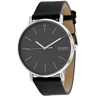 Skagen Men's Signatur Graue Uhr - SKW6528