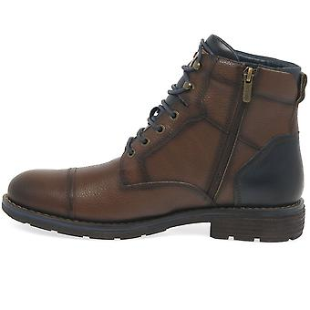 Pikolinos Yorkshire Mens Casual Lace Up laarzen