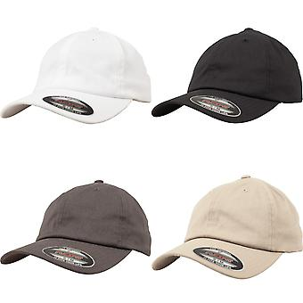 Flexfit By Yupoong Mens Cotton Twill Dad Cap