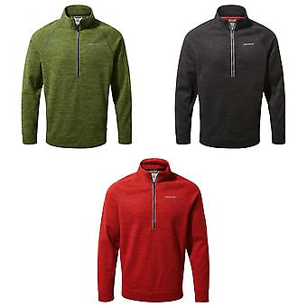 Craghoppers Mens Stromer Half Zip Fleece